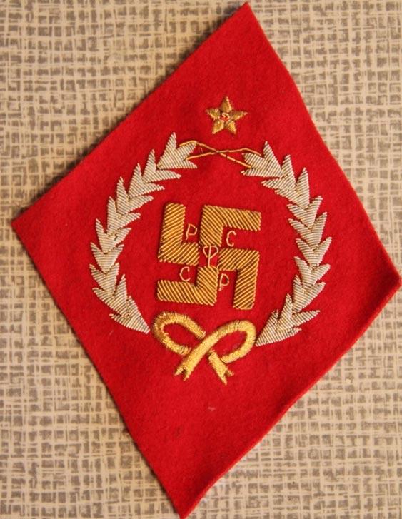 Откуда взялась свастика наорденах Красной Армии