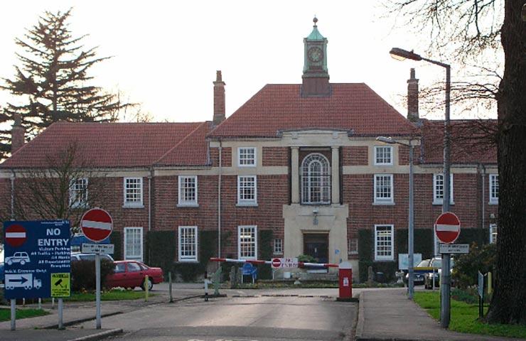 Бетлемская королевская больница 2005 год