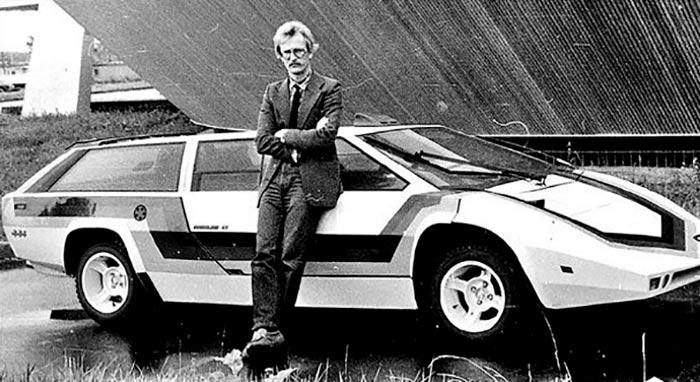 Конструктор Александр Кулыгин и его самодельный автомобиль