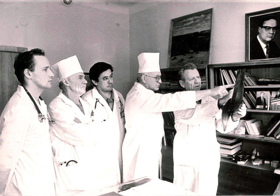 Пластическая хирургия в СССР