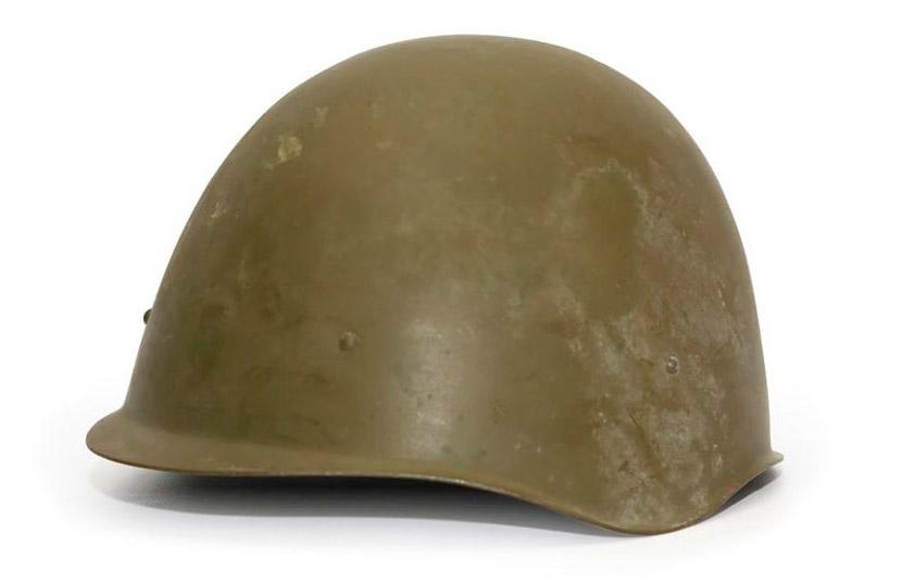 Почему немецкие солдаты носили советские каски?
