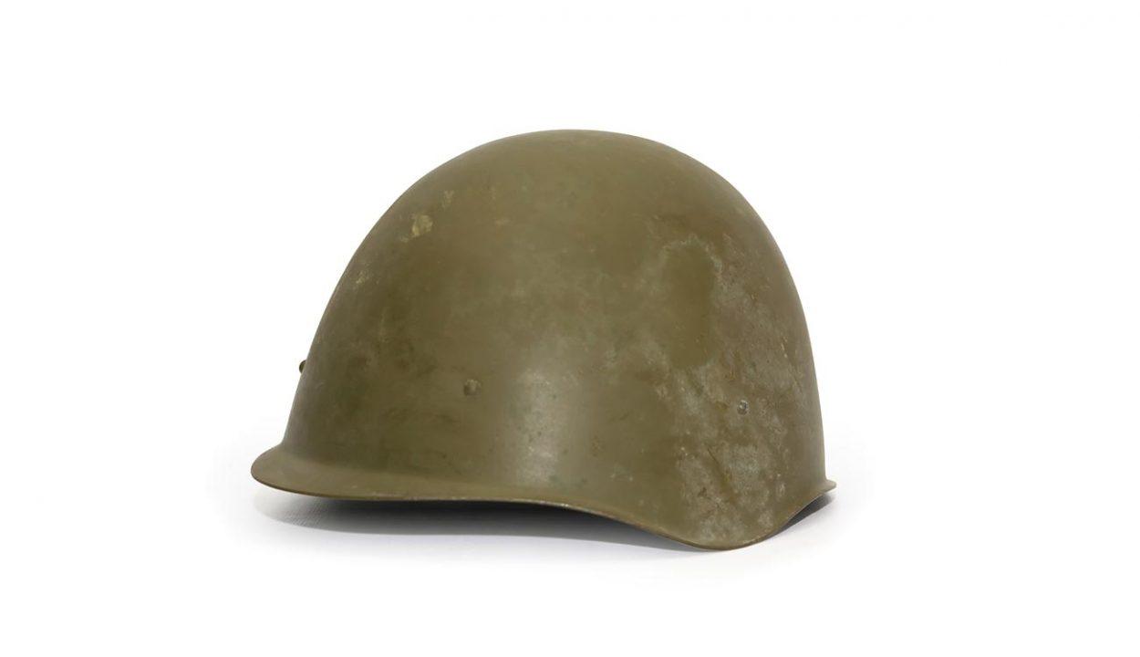 Советская каска СШ-40