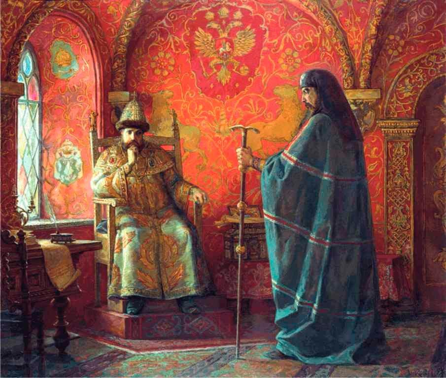 Почему вРоссии — цари, авЕвропе —  короли?