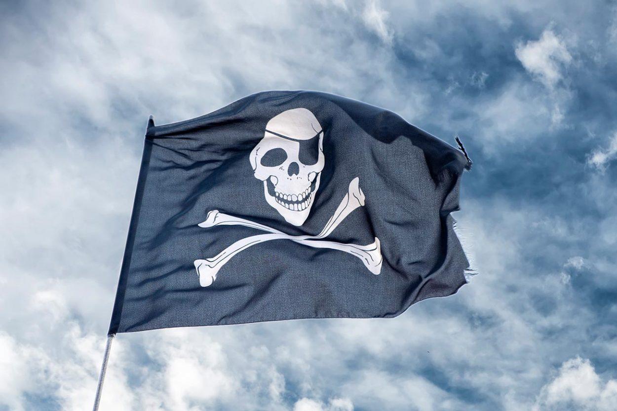 фото пиратских флагов условие