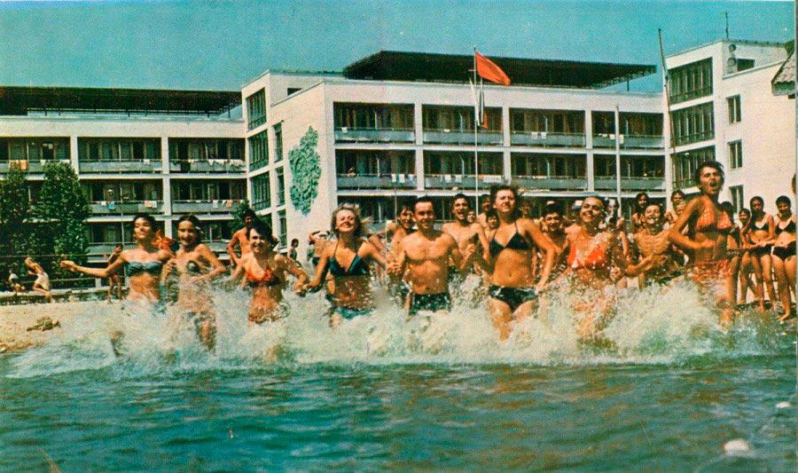 Советский курорт