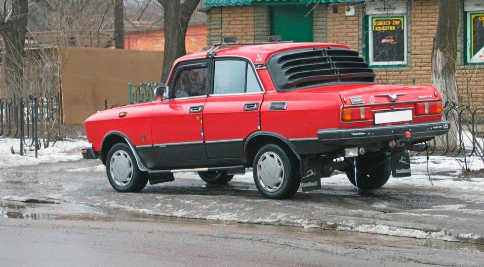 Советский тюнинг: понты, приводившие кавариям