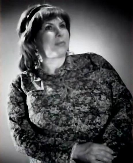 Иванютина, Тамара Антоновна