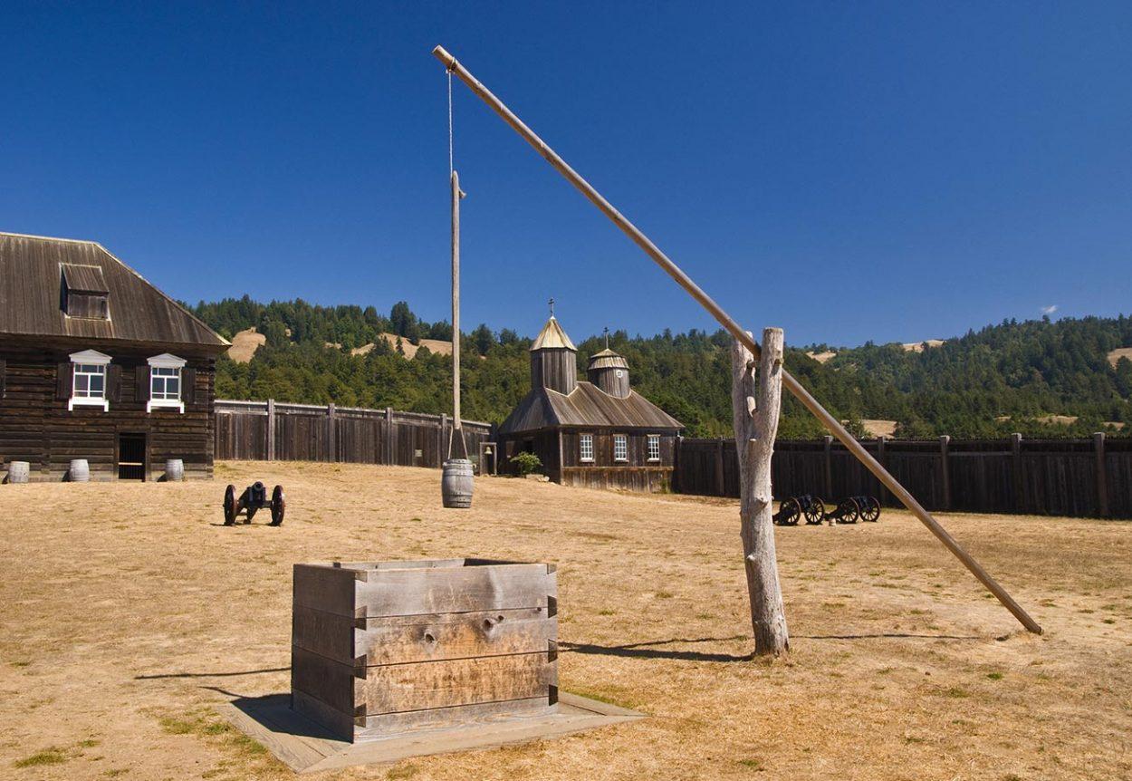 Русско-американской крепость Форт-Росс