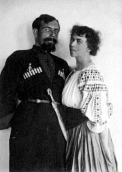 Дыбенко и Коллонтай