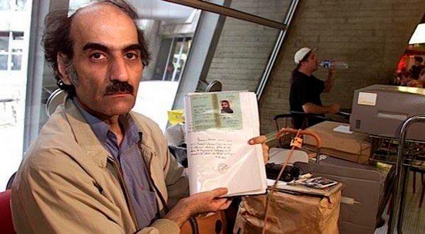 Мехран Карими Нассери с новыми документами