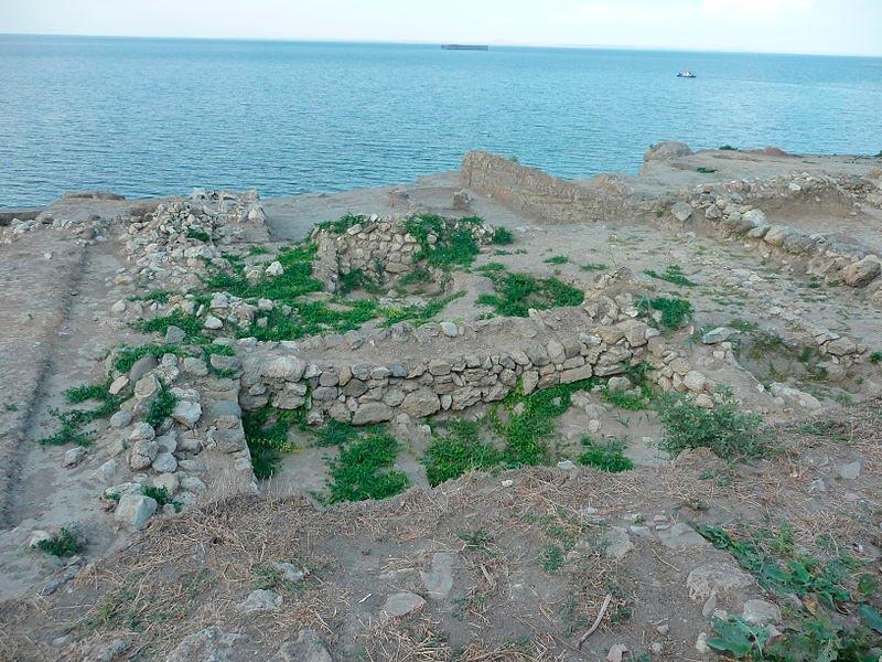 Руины Тмутаракани