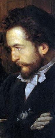 Фрагмент картины с шафером
