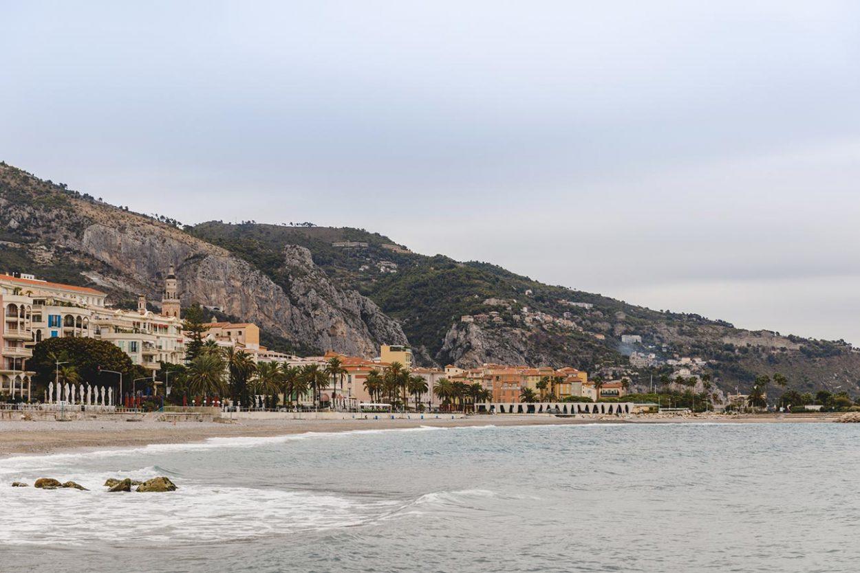 Побережье Чёрного моря в Турции