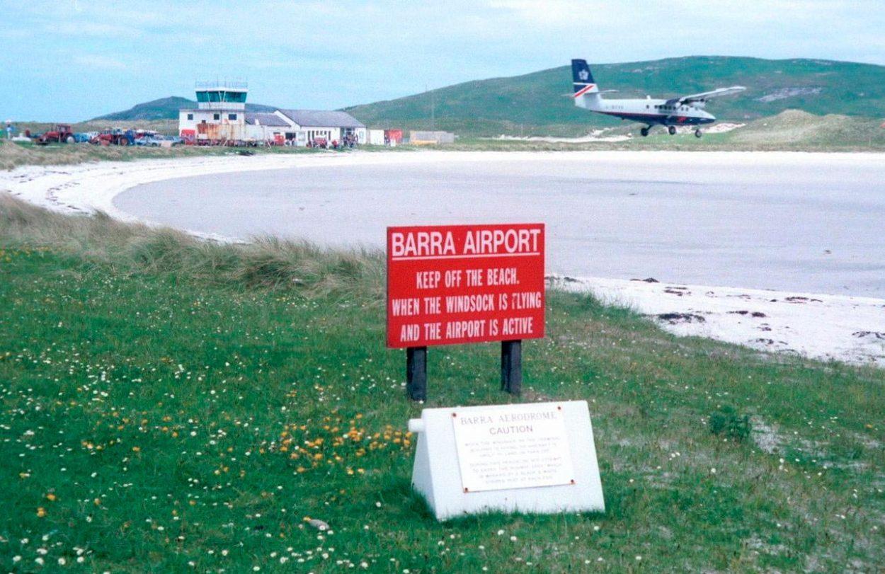 Аэропорт Барра