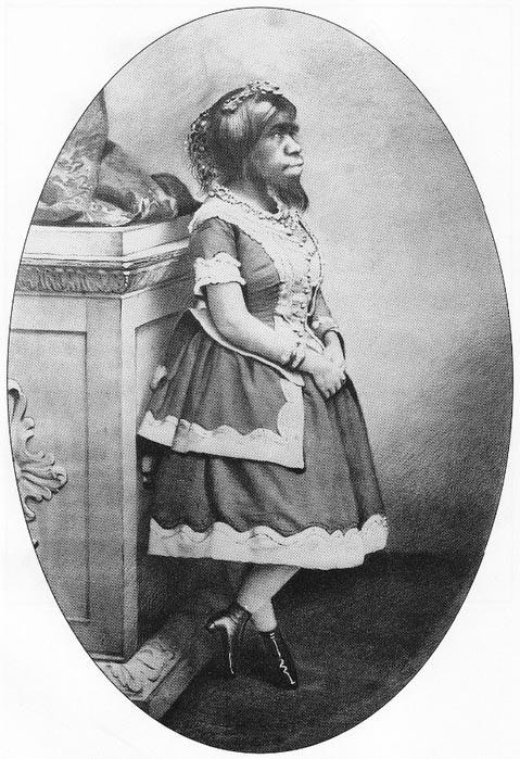 Юлия Пастрана