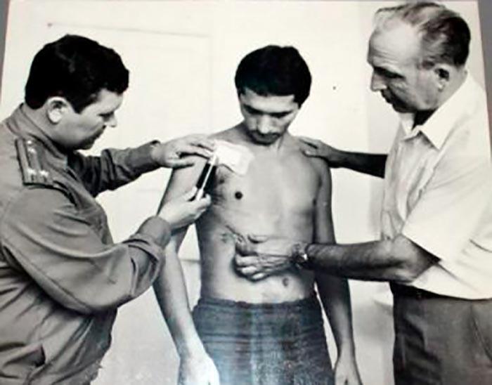 Виталий Грабовенко после операции