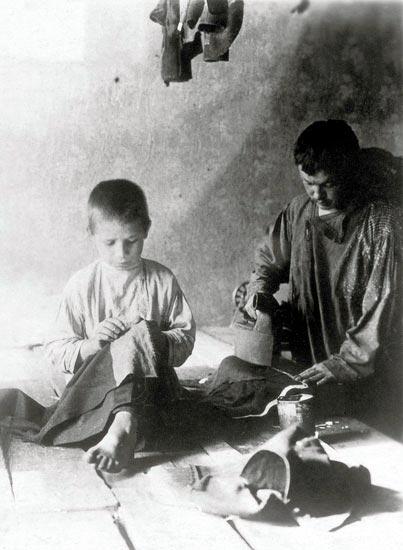Подмастерье ткача