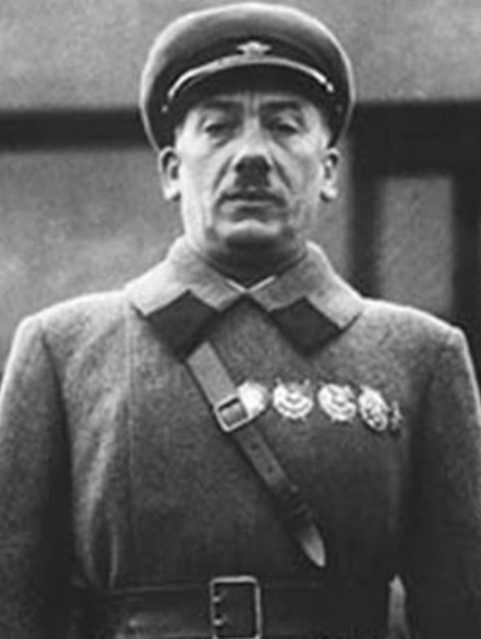 Зампред ОГПУ Генрих Ягода