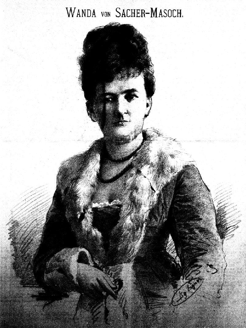 Ванда фон Захер-Мазох