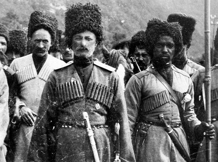 Абхазские негры