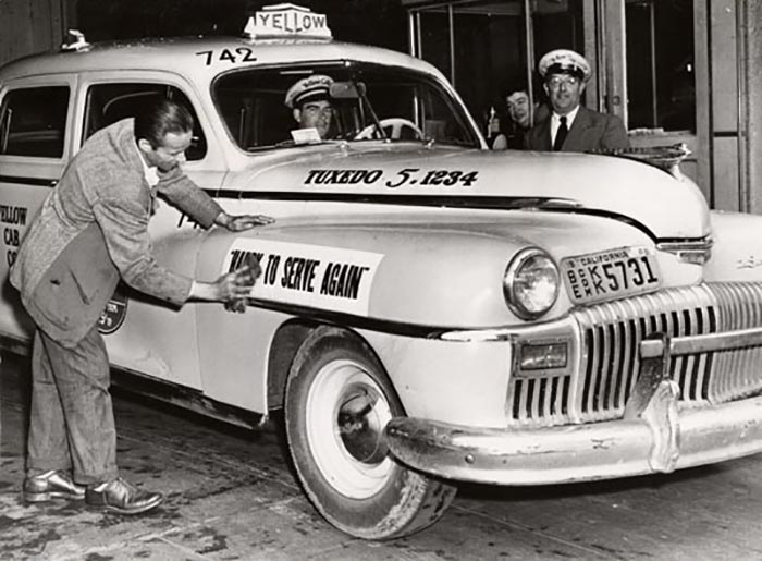 Такси Yellow Cab Company