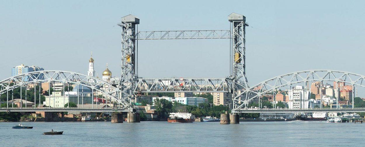 Ростовский подвижный (подъёмный) железнодорожный мост