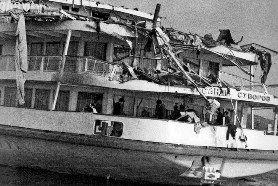 Русский «Титаник»: трагедия теплохода «Александр Суворов»
