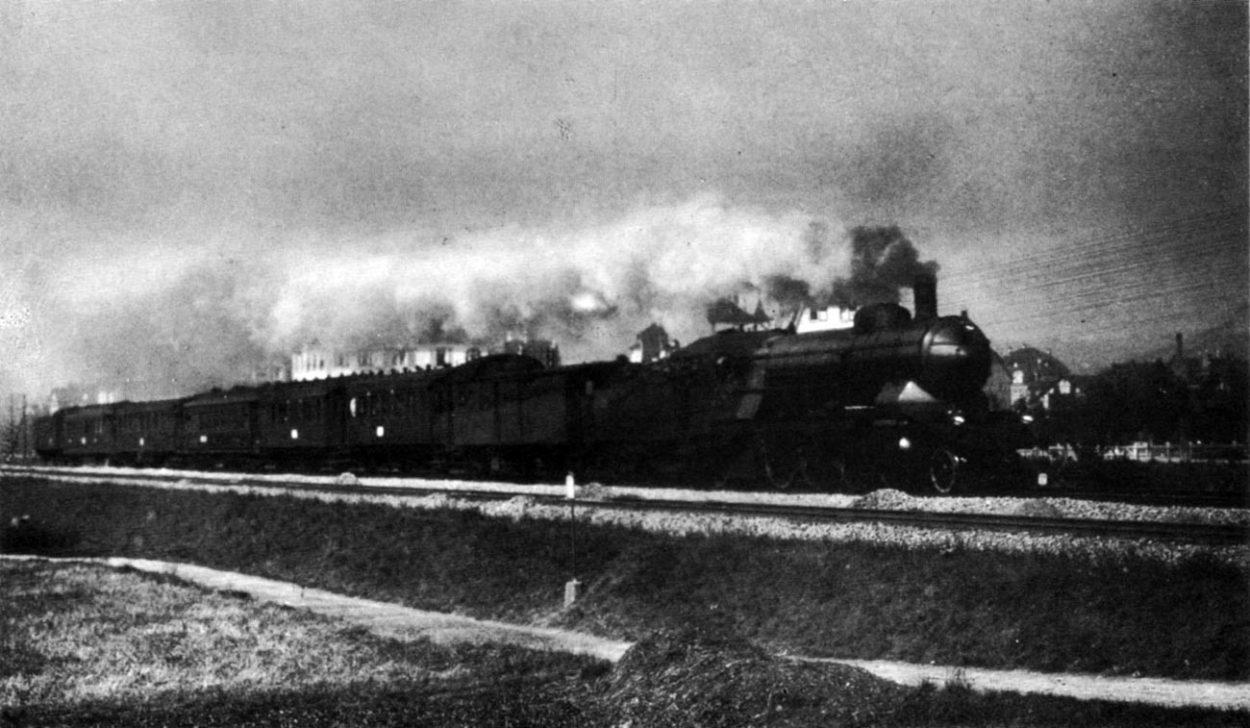 Поезд «Восточный экспресс» класса С
