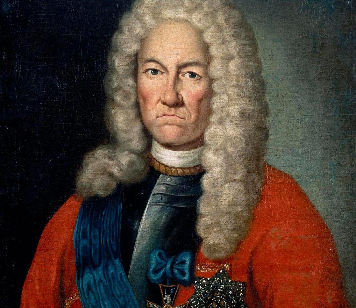 Яков Вилимович Брюс