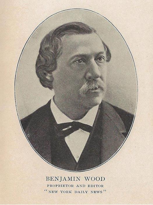 Бенджамин Вуд
