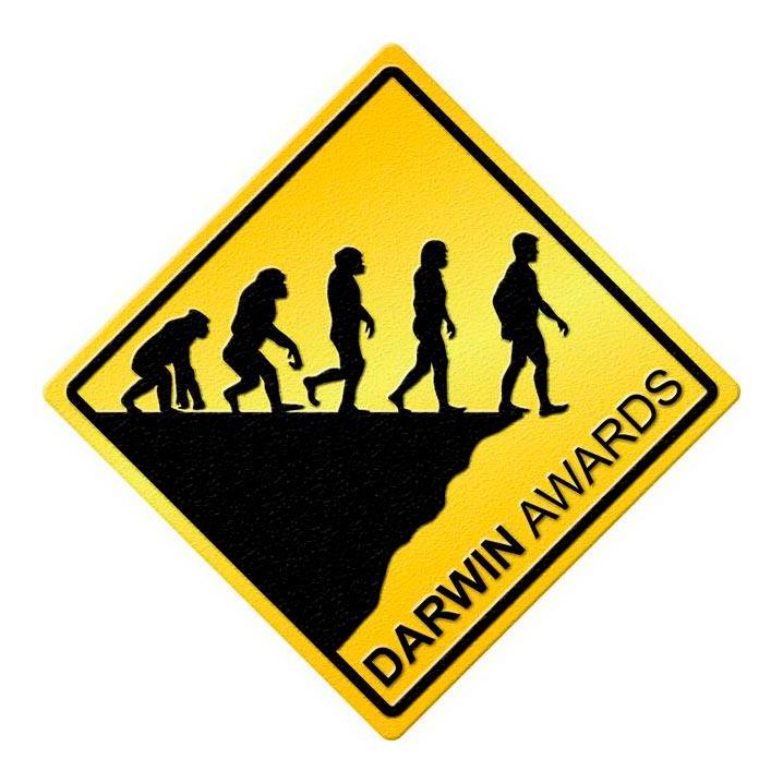 Логотип премии Дарвина
