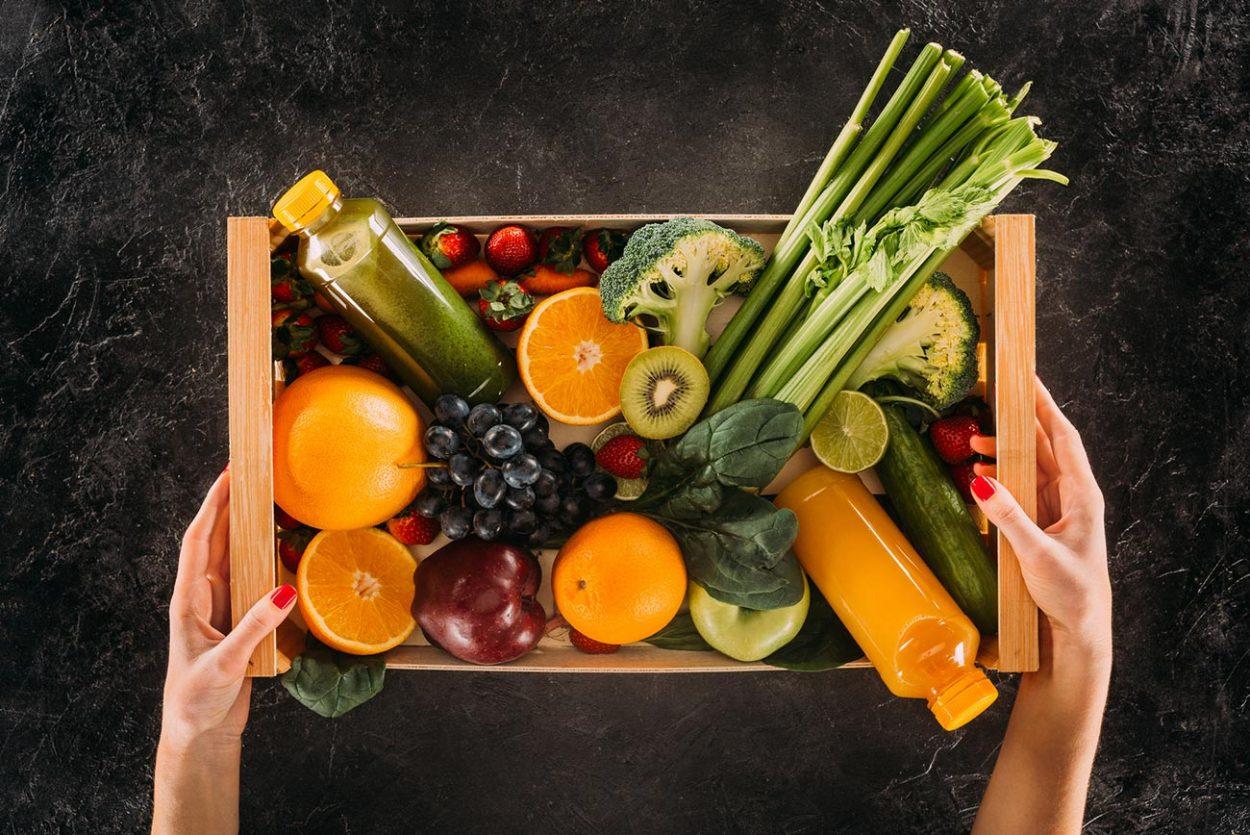 Продукты насыщенные витаминами от весеннего авитаминоза