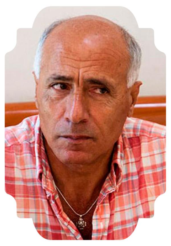 Израильский инженер Мордехай Вануну