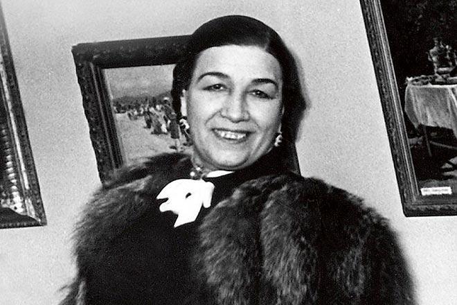 Русланова, Лидия Андреевна
