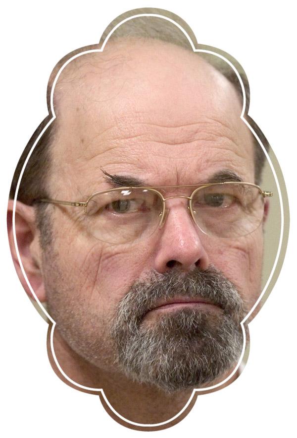 Серийный убийца Деннис Рейдер