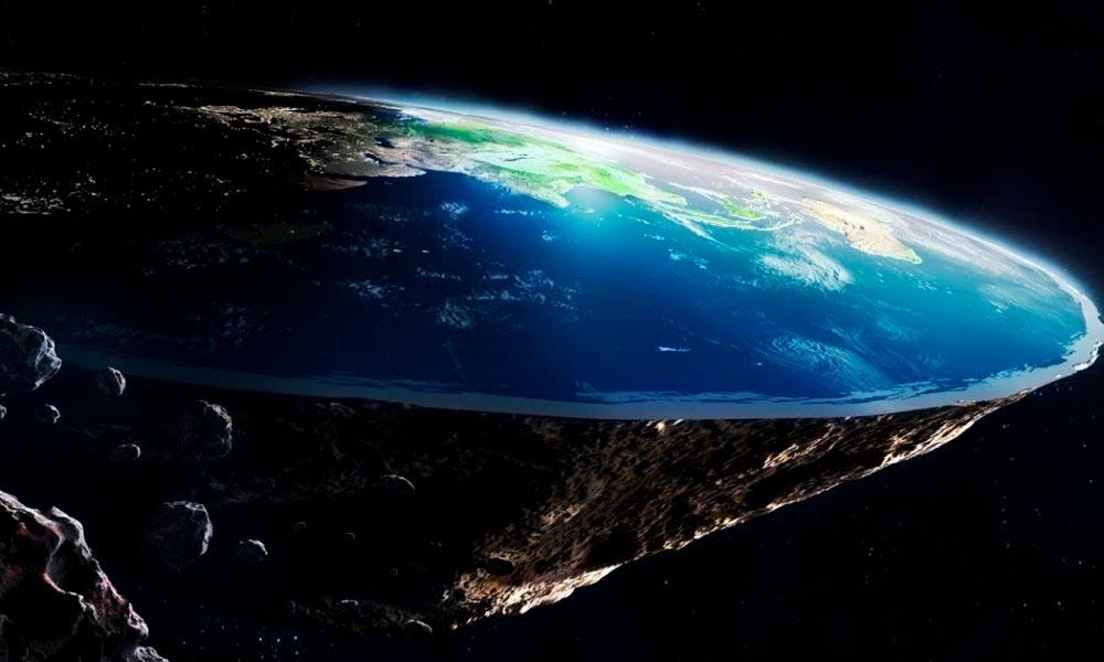 Плоская планета земля