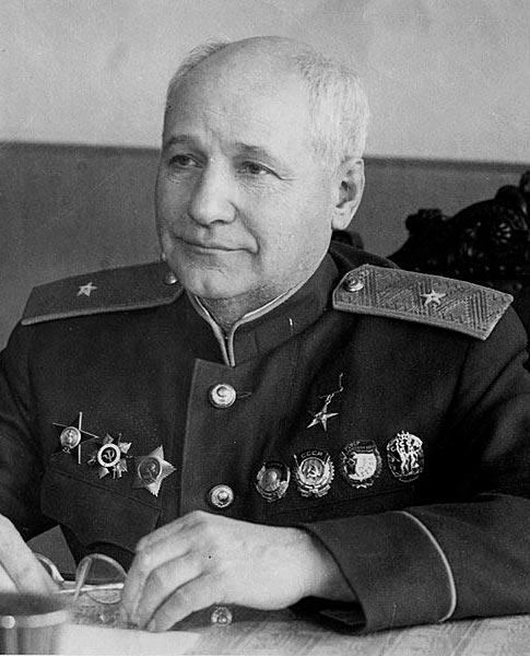 Авиаконструктор Андрей Николаевич Туполев
