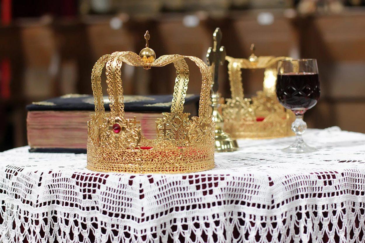 Венчальные короны (брачные венцы)