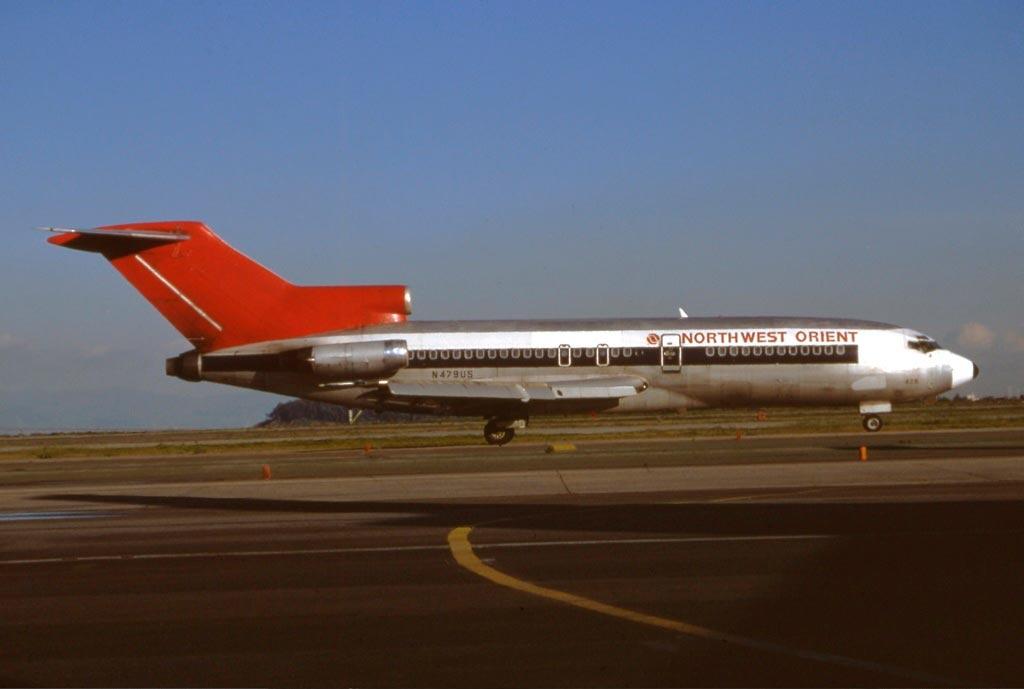 «Боинг 727-51» авиакомпании Northwest Airlines