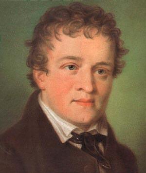 Портрет работы Йоханна Кройля