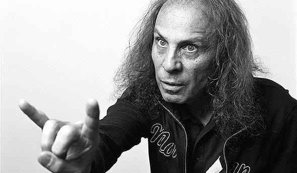 Вокалист группы Black Sabbath – Ронни Джеймс Дио