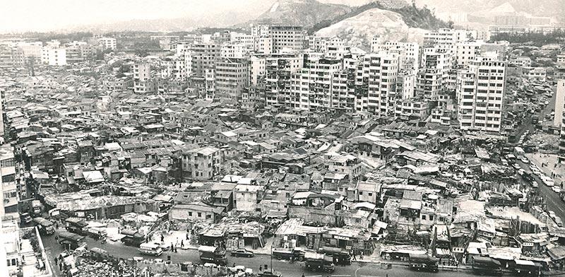 Коулун в 1972 году