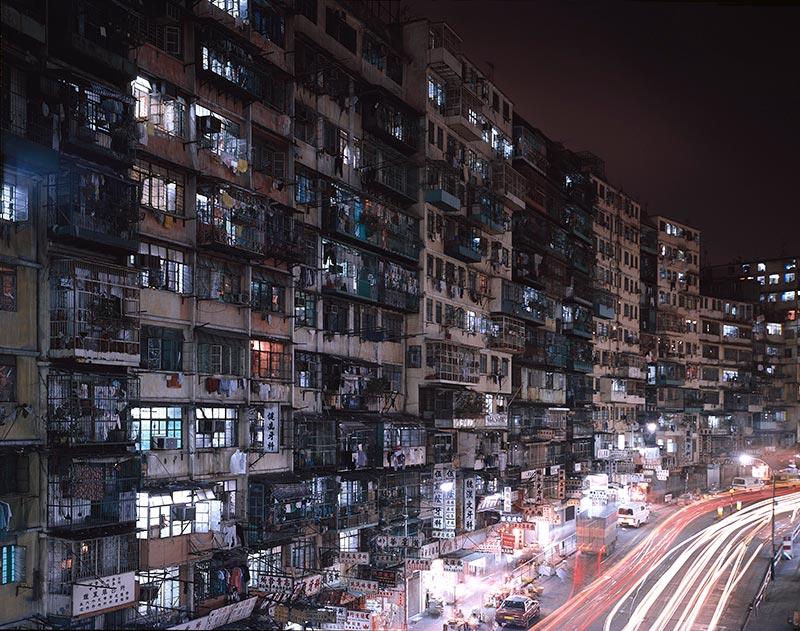 Улица на окраине города