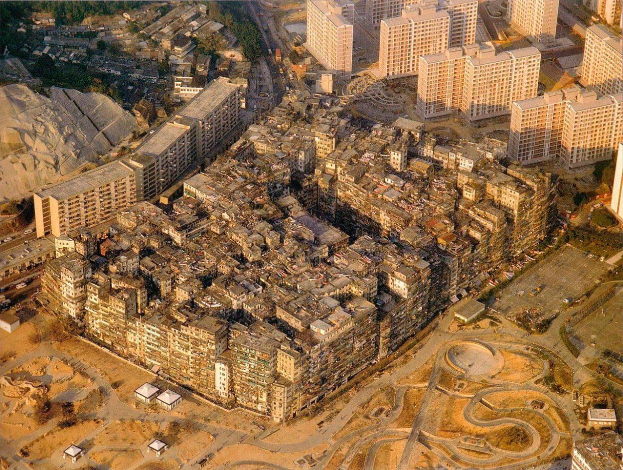 Город-крепость Коулун