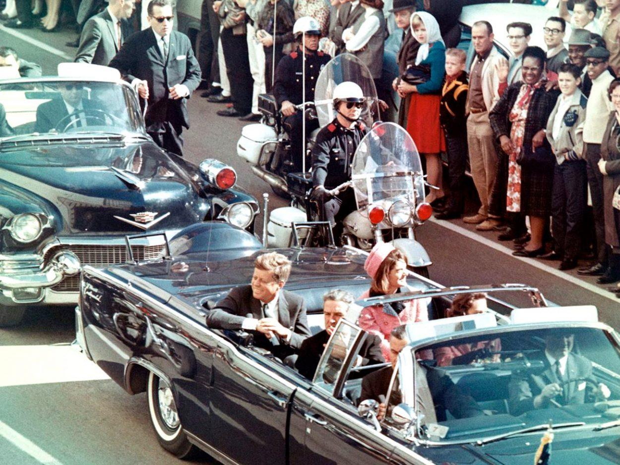 Малограмотный еврей сколотил миллионное состояние наубийстве Кеннеди