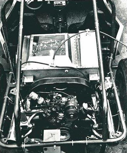 Двигатель от водного автомобиля Стэнли Мейера