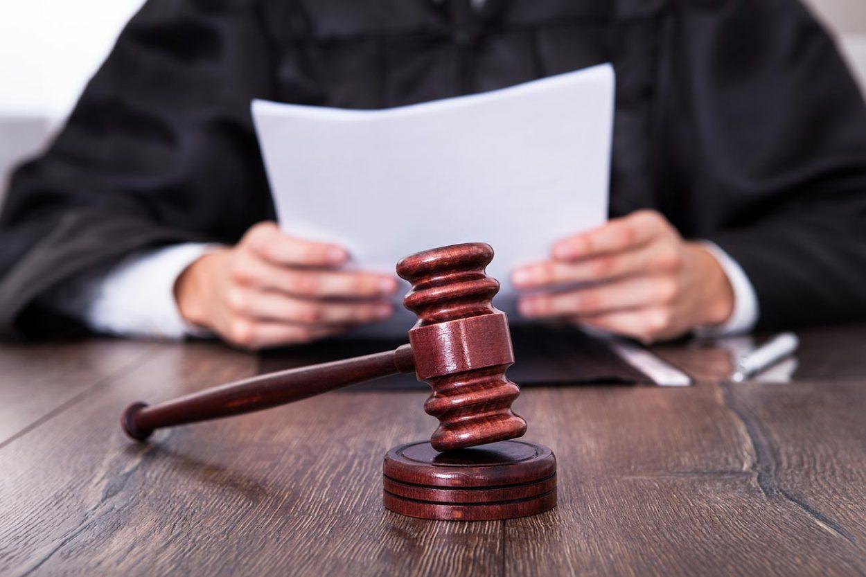 Нелепые судебные разбрательства