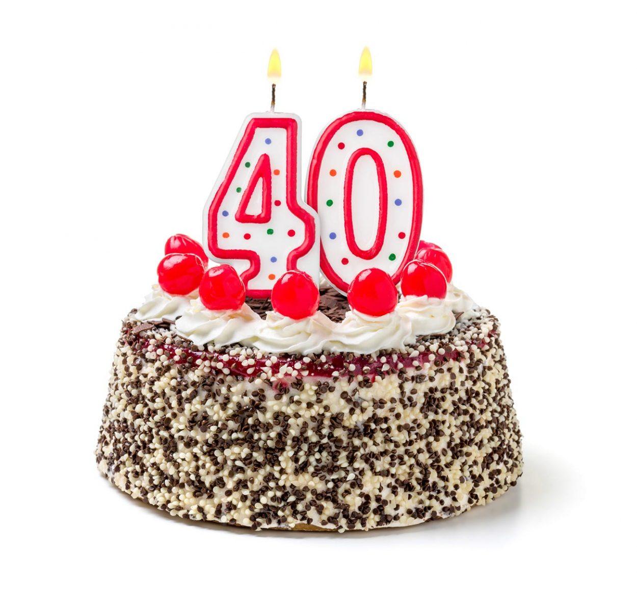 Почему нельзя праздновать 40-летие?
