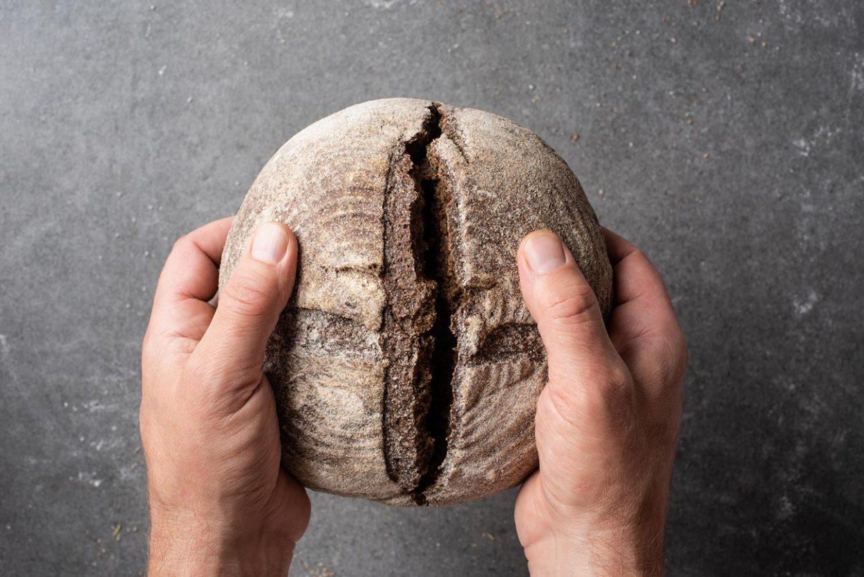 Надломленный хлеб