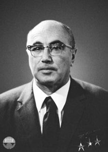 Советский физик Яков Борисович Зельдович